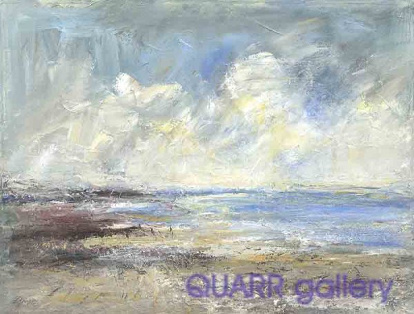 Looking From The Dunes, Studland SOLD
