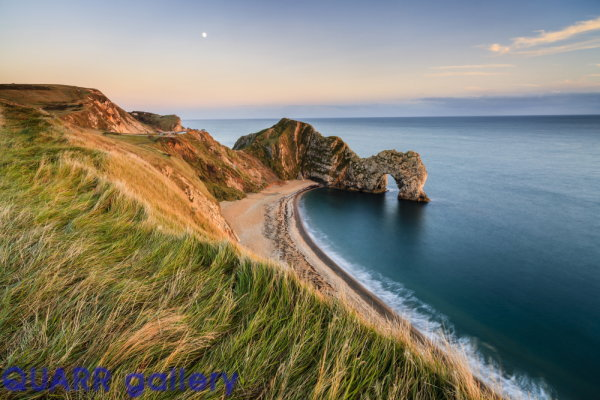 A Late Summer's Evening, Durdle Door