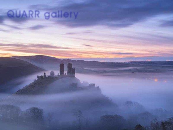 Blue Hour Mist, Corfe Castle