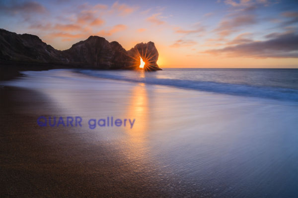 Winter Solstice, Durdle Door
