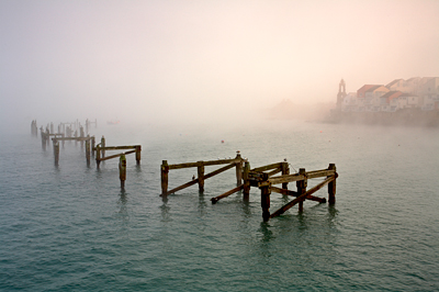 A Winters Day, Swanage Old Pier
