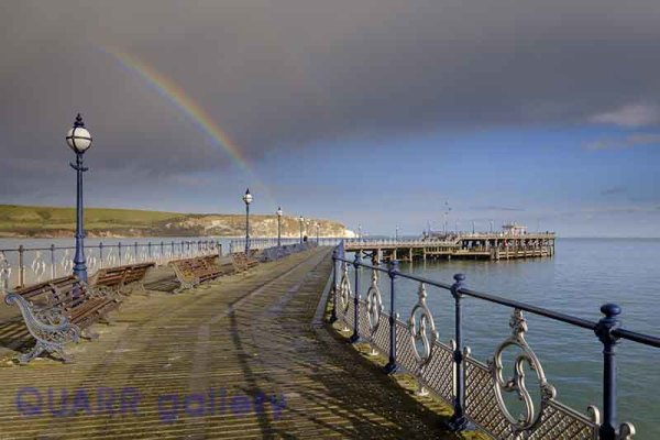 Rainbow, Swanage Pier