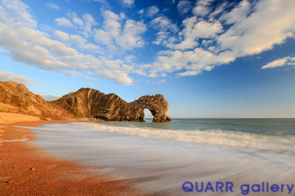 Spring Evening, Durdle Door
