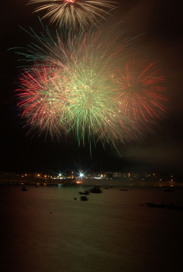 Summer Fireworks, Swanage