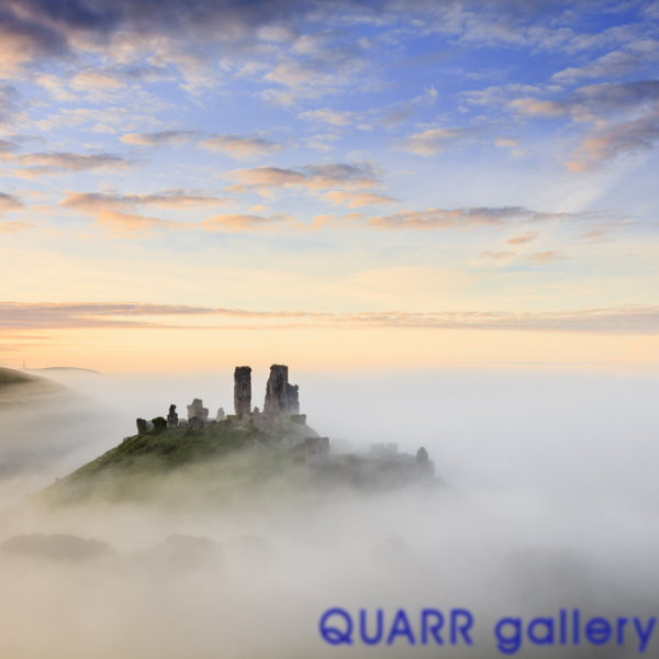 Summer Sunrise, Corfe Castle