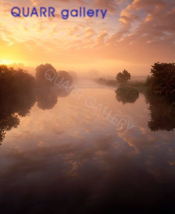 Sunrise, Eyebridge, River Stour No 2