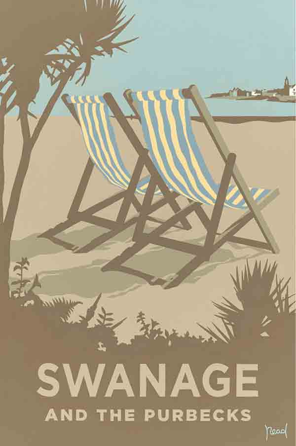 Swanage, Deckchairs