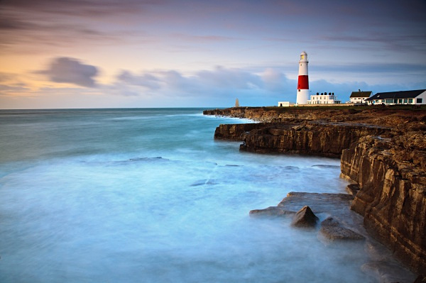 Winter Dawn, Portland Bill