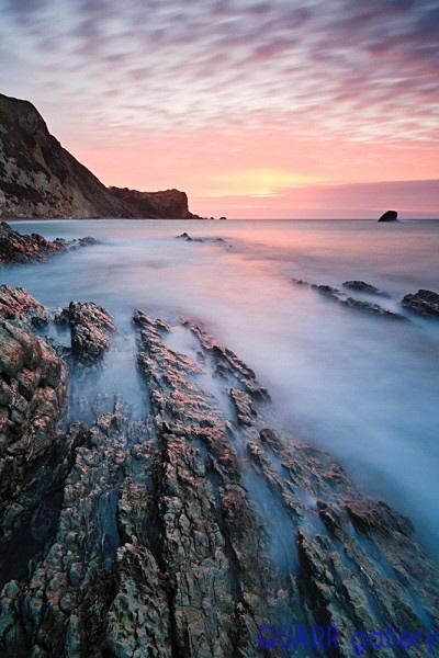 Winter Sunrise, Man o' War Bay No 5