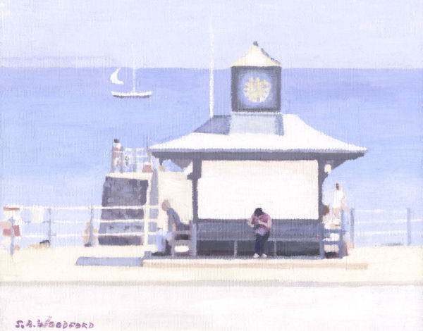 Summertime, Swanage