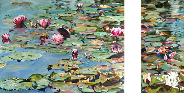 Water Lillies, Bennetts