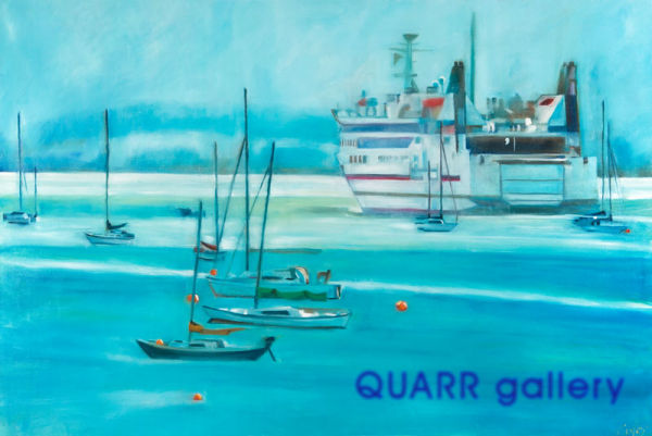 Poole Harbour with Barfleur