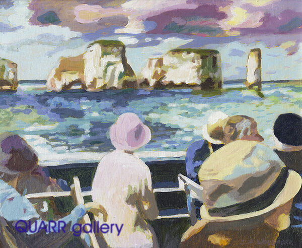 A Cruise to Old Harry