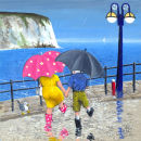 Having a Splashing Time SOLD