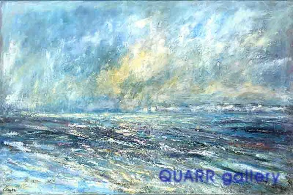 Light Over Swanage SOLD