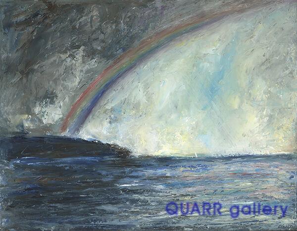 Rainbow, Swanage Bay