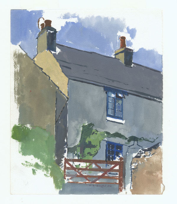Cottage, Worth Matravers 2