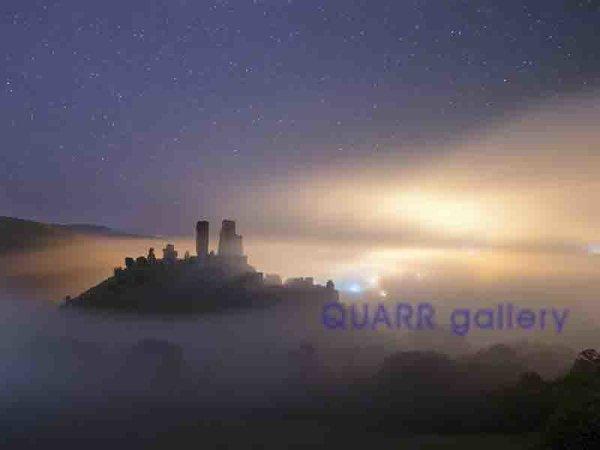 Starry Night, Corfe Castle