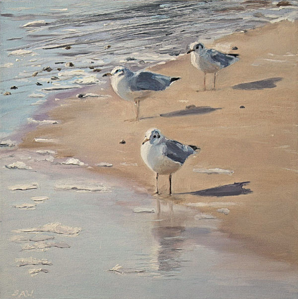 Three Gulls SOLD