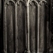 Rood Screen - St. Mary's, West Somerton