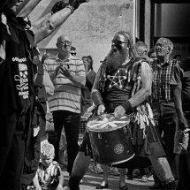 Lammas Morris - Pentacle Drummers