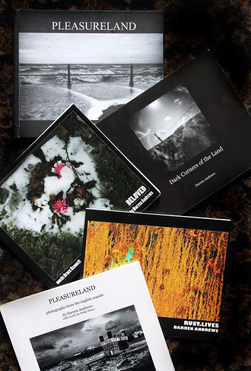 Books by Darren Andrews