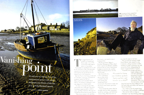 Sunderland Point Feature from Lancashire Life.