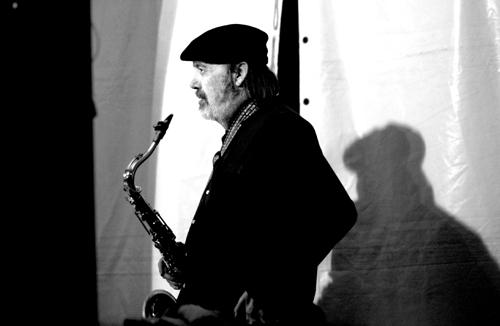 Don Weller, Jazz Musician.