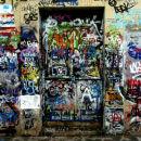Serge Gainsbourg's house, Paris.