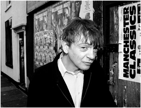 Mark E Smith, The Fall.