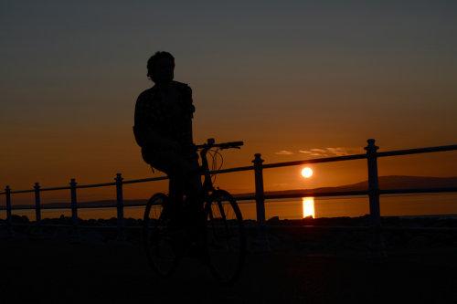 Morecambe Sunset.