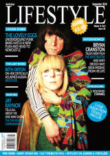 Lifestyle magazine cover. September 2016.