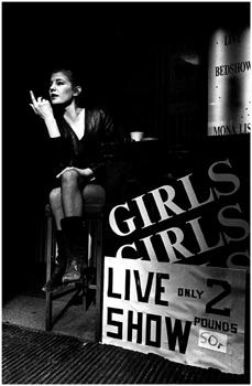 Live Show, Soho, London.