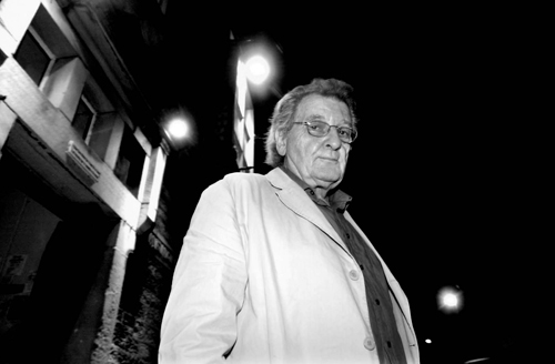 Jazz Musician, Stan Tracey.