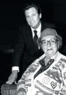 Melvyn Bragg and Thora Hird for the South Bank Show.