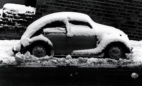 VW car.