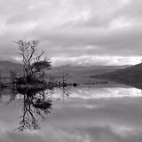 Loch Assynt Reflection 1