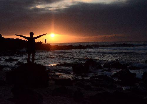 Boucan Sunset
