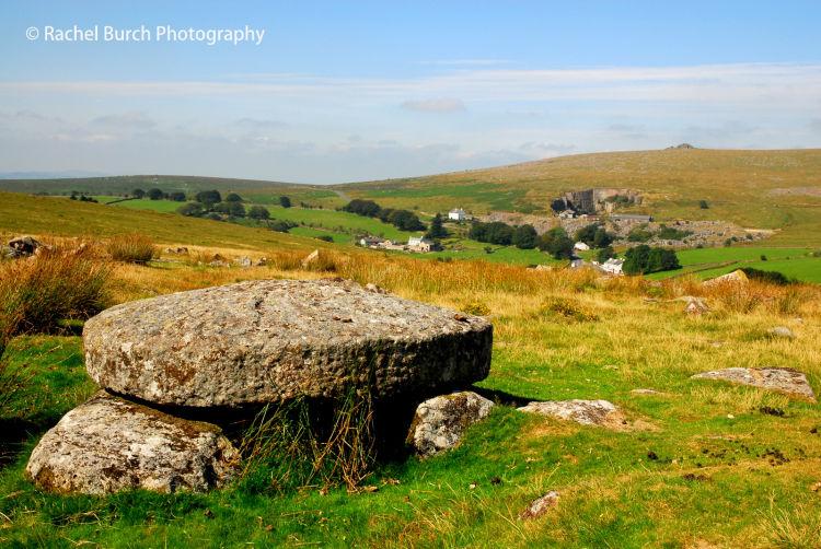 Cider Press stone at Merrivale Dartmoor