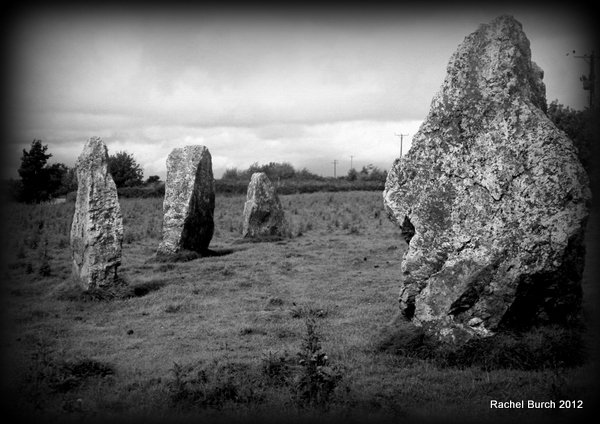 Duloe Stone Circle Cornwall