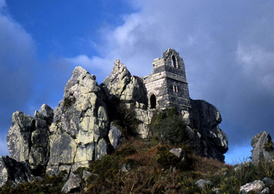 Roche Rock, Goss Moor, Cornwall.