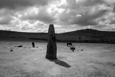 Merrivale Longstone Dartmoor