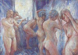IM90 Morning showers [oil]