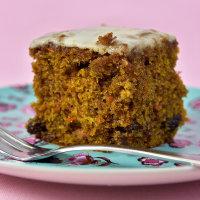 YUMMY CARROT CAKE