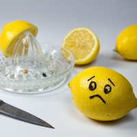 UNHAPPY LEMON