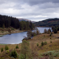 TROSSACHS (BEFORE)