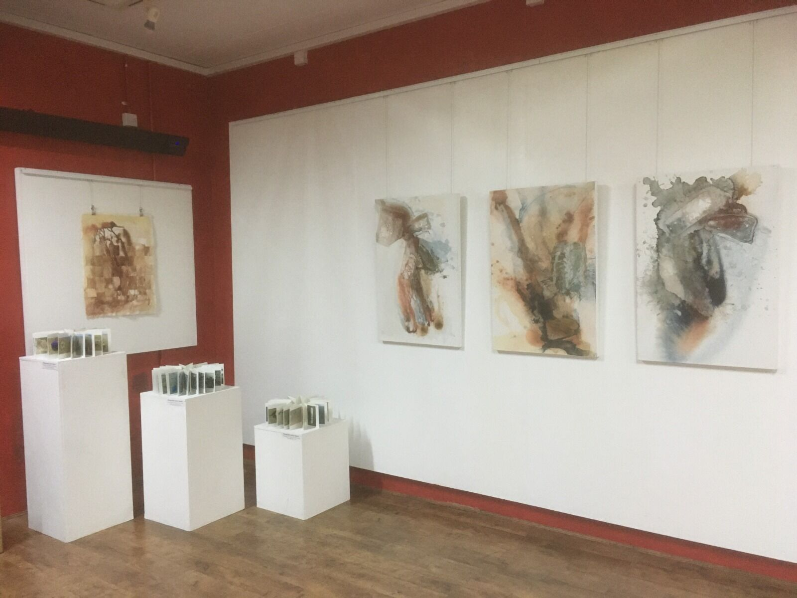 Exhibition: 'Walking The Tide'