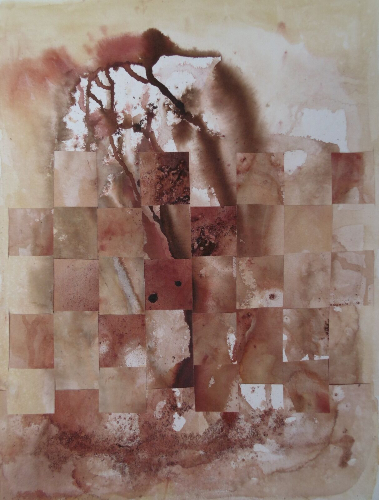 Rivulets, Drigg (70 x 55 cm)
