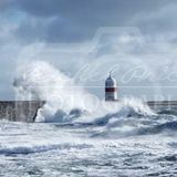 Castletown Monster Wave (panoramic)
