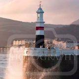 Crashing Waves (Ramsey Stone Pier)